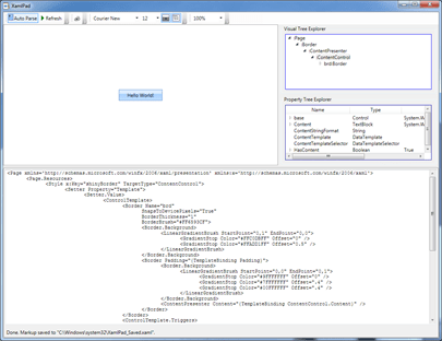Code Flow 49: Four Free XAML Editors Reviewed
